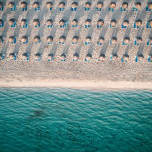 Beach Mallorca by Hans Logren