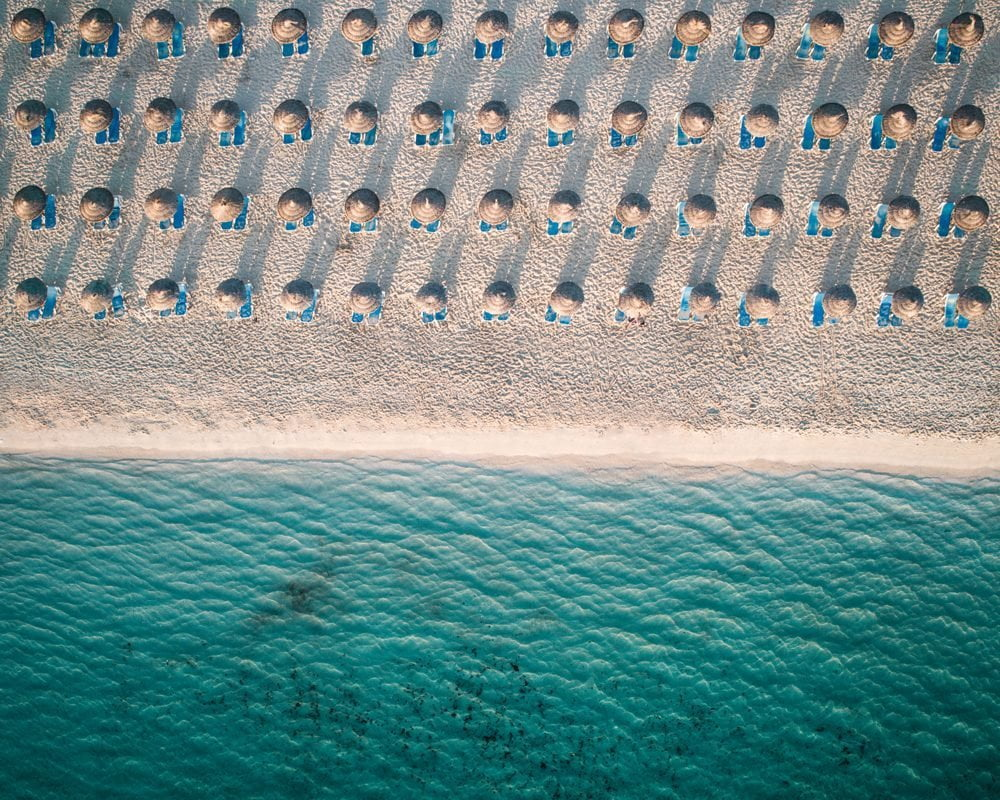 Beach Mallorca by Hans Logren