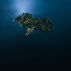 Remote Island by Hans Logren