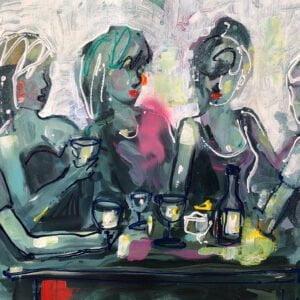 Girlfriends by Karlien