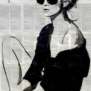 Summers end by Loui Jover