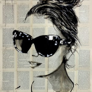 Sunnies by Loui Jover