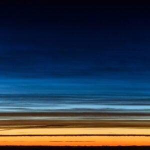 Atlantic sunrise two by Santiago Borja