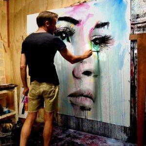 Loui Jover | Australian Drawing Artist