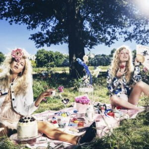 Picnic in the Park by Nicolas Bets