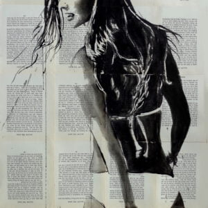 Blaze by Loui Jover