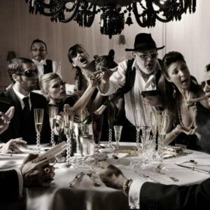 Mafia Al Dente by Nicolas Bets