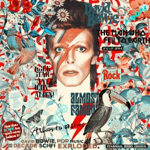 David Bowie by Sam Lovemore