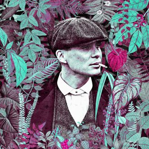 Thomas Shelby from Peaky Blinders by Sam Lovemore