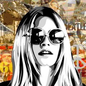 Sixties with Brigitte Bardot
