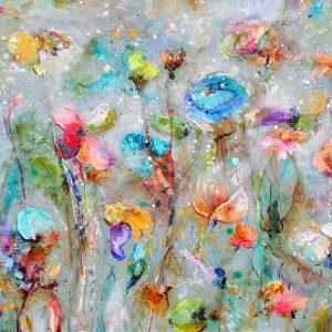 Wild Flower III by Ingeborg Herckenrath