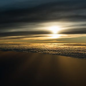 Layers of Clouds by Santiago Borja aka The Stormpilot