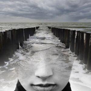 At the seaside | Digital Photo Art