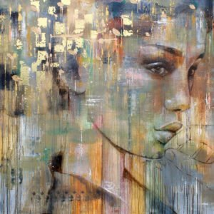 Shine Silently by Ingeborg Herckenrath