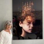 Digital Photo Artist Ingrid van der Meer