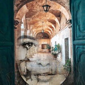 Open Doors | Digital Photo Art